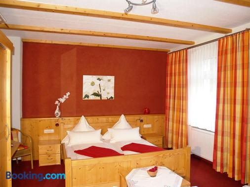 Pension Helvetia - Bad Elster - Bedroom