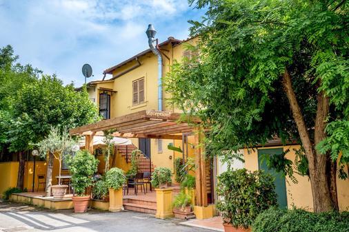 Orto di Roma - Rome - Toà nhà