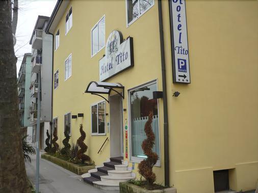 Hotel Da Tito - Venetsia - Rakennus