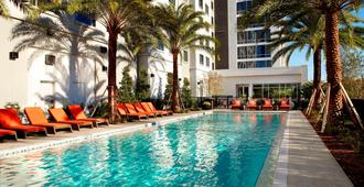 Courtyard Orlando Lake Nona - Orlando - Pool