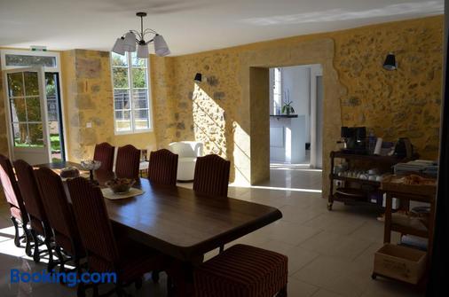 Maison D'hôtes La Petite Ecole - Marciac - Dining room