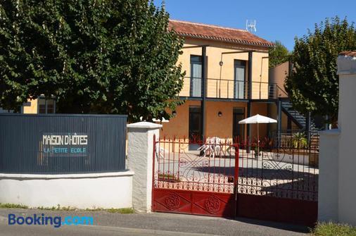 Maison D'hôtes La Petite Ecole - Marciac - Building