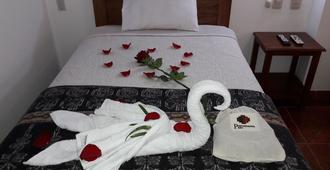 Perumanta B&B - Machu Picchu - Bedroom