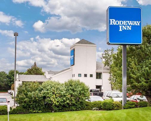 Rodeway Inn Airport - Boise - Rakennus