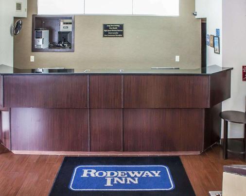 Rodeway Inn Airport - Boise - Vastaanotto
