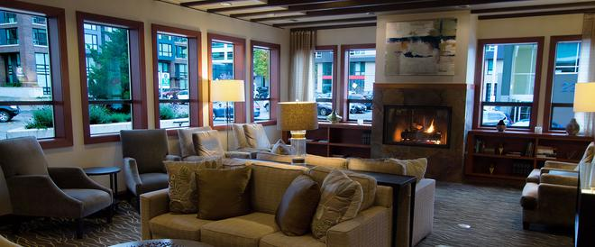 Executive Inn by the Space Needle - Seattle - Lounge