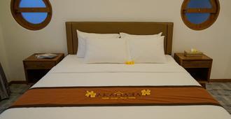 峇里島阿卡那卡佩特坦蓋飯店 - 庫塔 - 臥室