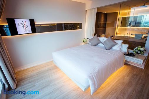 合艾水晶酒店 - 合艾 - 合艾 - 臥室
