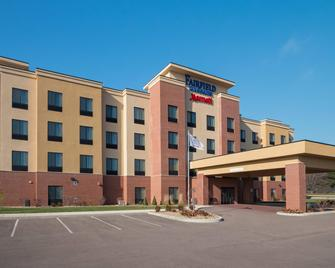 Fairfield Inn & Suites by Marriott Elkhart - Elkhart - Gebäude