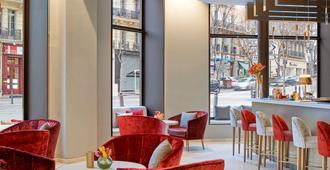 NH Collection Marseille - מרסיי - מסעדה