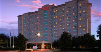 Dallas Marriott Suites Medical/Market Center - Dallas - Building