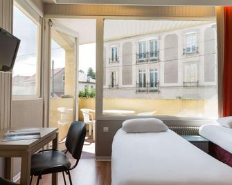 Inter-Hôtel Arum Remiremont - Remiremont - Bedroom