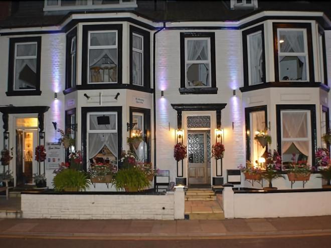 The Shrewsbury Guest House - Great Yarmouth - Κτίριο