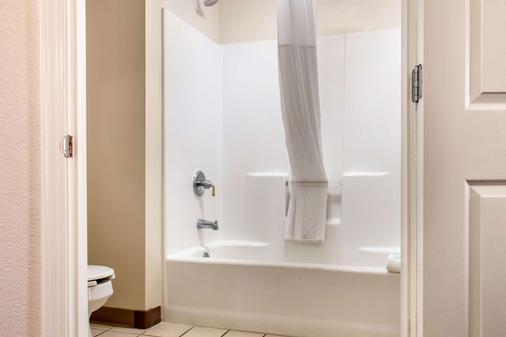 Quality Inn Pooler - Savannah I-95 - Pooler - Banheiro
