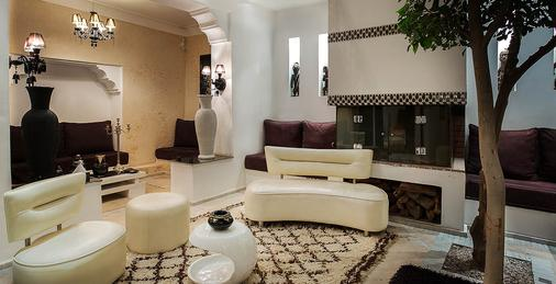 Riad Moullaoud - Marrakech - Vastaanotto