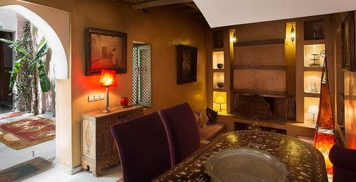 Riad Moullaoud - Marrakech - Ruokailuhuone