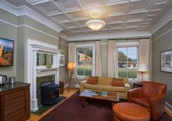 Cavallo Point - Sausalito - Living room