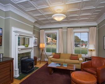 Cavallo Point - Sausalito - Living room