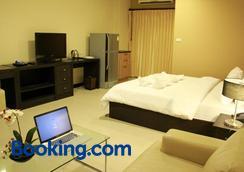 拉查達雅庭 13 酒店 - 曼谷 - 曼谷 - 臥室