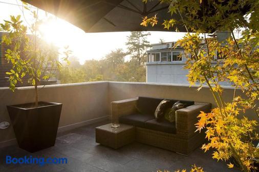 Casa Bueras Boutique Hotel - Santiago - Balcony