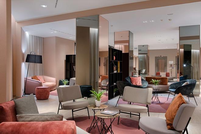 博洛尼亞車站 NH 酒店 - 波隆那 - 博洛尼亞 - 休閒室