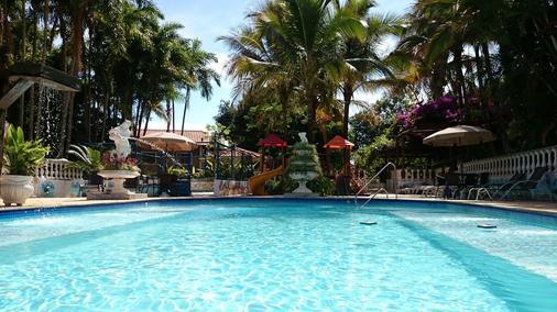 Hotel Fazenda Estância Imperial - Olímpia - Pool