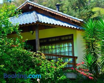 Pousada Rio Dos Cristais - Visconde de Maua - Building