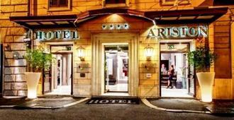 阿里斯頓酒店 - 羅馬 - 羅馬 - 建築
