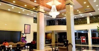 Hotel City Inn - Varanasi - Lobby