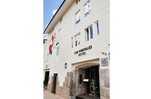 Lp Los Portales Hotel Cusco - Cusco - Rakennus