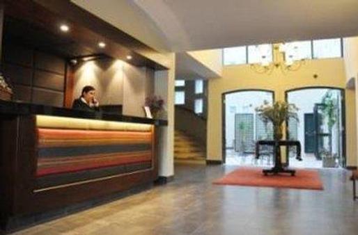 Lp Los Portales Hotel Cusco - Cusco - Front desk