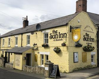 The Sun Inn Alnmouth - Alnwick - Building