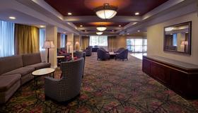 Red Lion Hotel Seattle Airport Sea-Tac - Аэропорт Sea-Tac - Лаундж