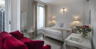 Hôtel Brueghel - Lille - Bedroom
