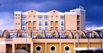Hotel Apan - Reggio Calabria - Edificio