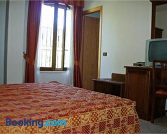 Hotel Bellagio - Ovada - Bedroom
