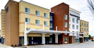 Fairfield Inn & Suites Nashville Metrocenter - Nashville - Building