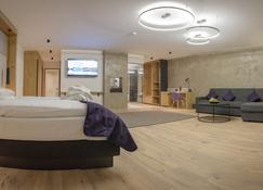 Kosis Sports Lifestyle Hotel - Fugen - Sypialnia