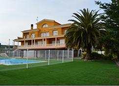 Hostel Villalodosa - לודוסה - בניין