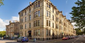 The Alamo Guest House - Glasgow - Edifício