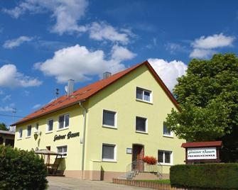 Grüner Baum - Langenau - Building