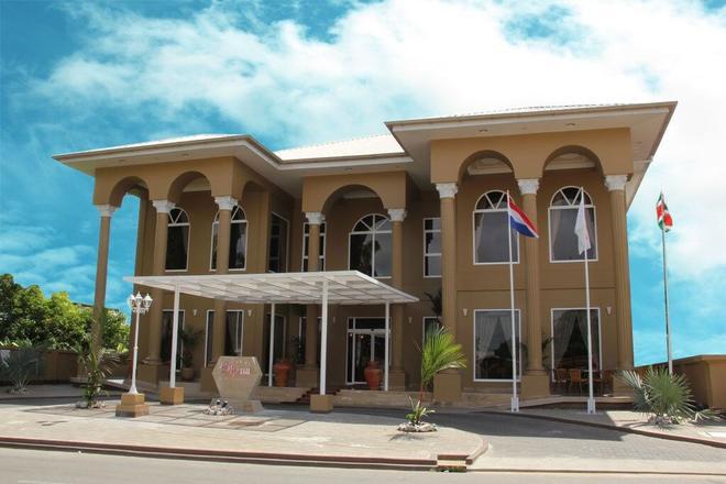 Sheva Hotel - Paramaribo - Edificio