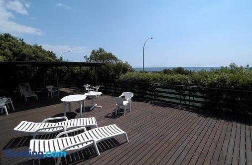 Residence Il Fortino - Marina di Massa - Balcony