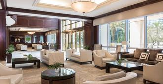 JW Marriott Miami - מיאמי - טרקלין