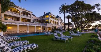 Ellerman House - Cape Town - Bygning