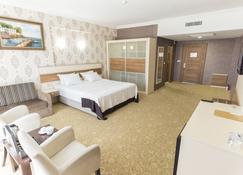 Grand Ser Hotel - Yozgat - Yatak Odası