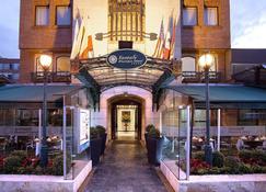Exe Santafe Boutique Hotel - Богота - Будівля