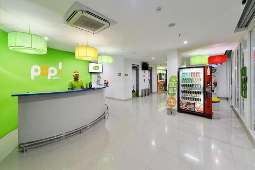 Pop! Hotel Malioboro - Yogyakarta - Yogyakarta - Vastaanotto