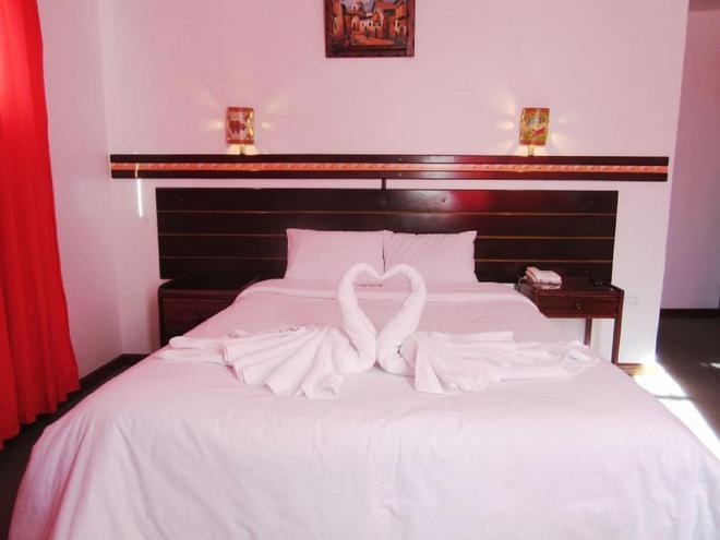 Suites Antonios - Puno - Bedroom