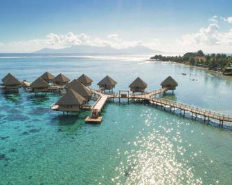 Tahiti Ia Ora Beach Resort - Managed by Sofitel - Punaauia - Ložnice
